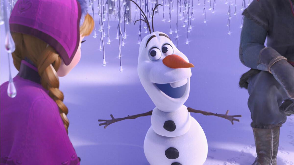 ディズニー英語システム アナと雪の女王