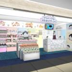東京キャラクターストリート「 コウペンちゃん はなまるステーション @東京駅一番街」