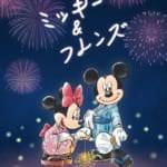 【会員限定】ミッキー&フレンズ(花火)