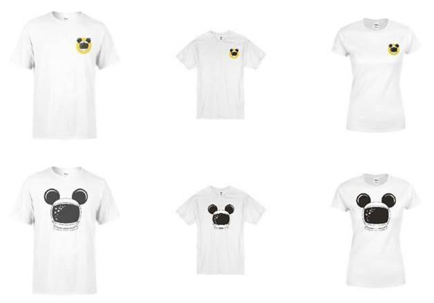 YOOX ディズニー コラボTシャツ