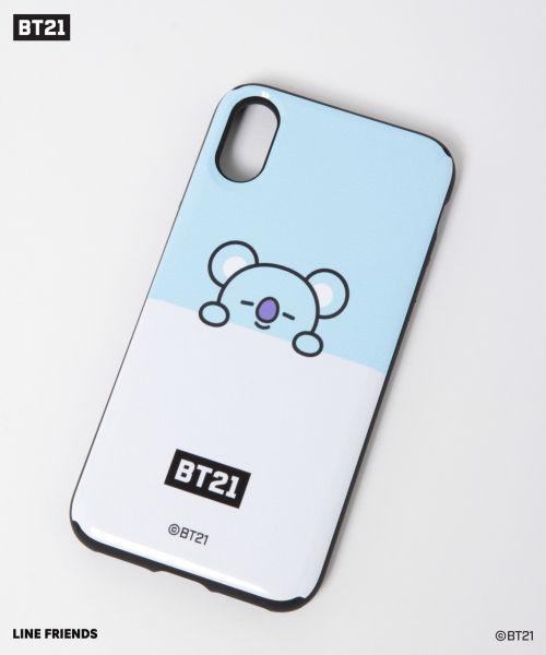 BT21 iPhoneX/XSケース
