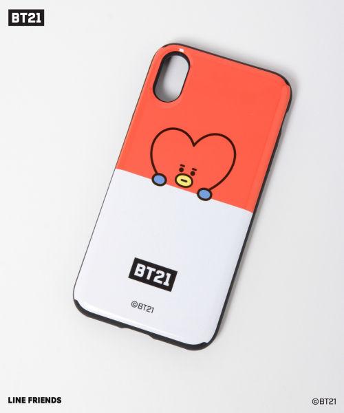 BT21 iPhoneX/XSケース6