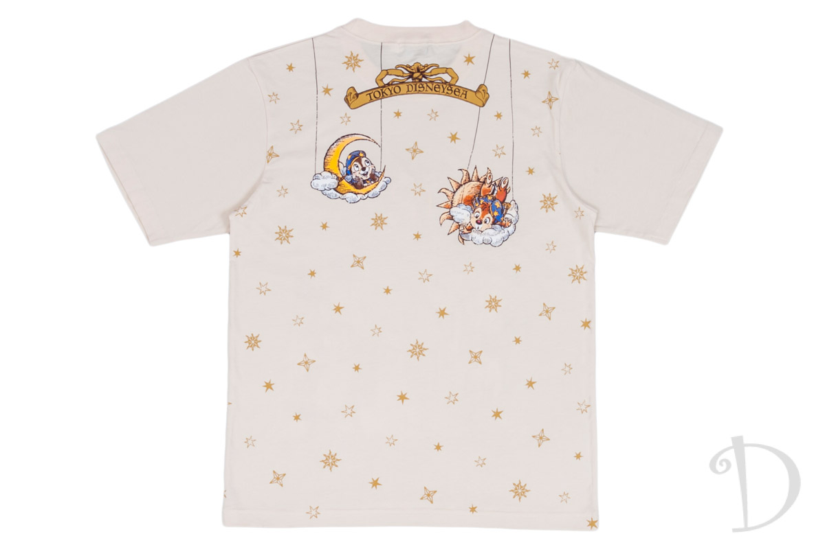 Tシャツ裏