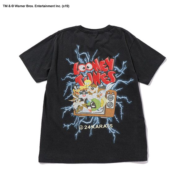 Looney Tunes Washed Tee SS4
