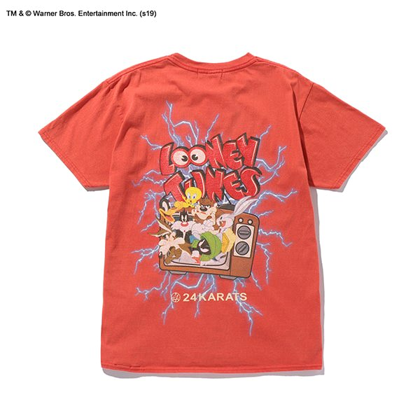 Looney Tunes Washed Tee SS5