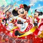 東京ディズニーランド 2019年度 年間スケジュール
