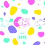 101匹わんちゃん テーマ パステル
