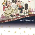 """ディズニーリゾートライン""""ディズニー・クリスマス2019""""東京ディズニーシー"""