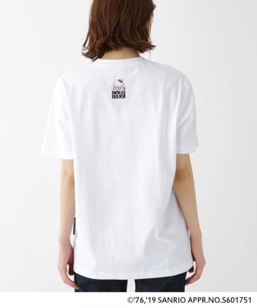 サングラスプリント 半袖 Tシャツ3