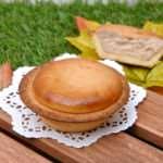 BAKE CHEESE TART「焼きたてマロンチーズタルト」