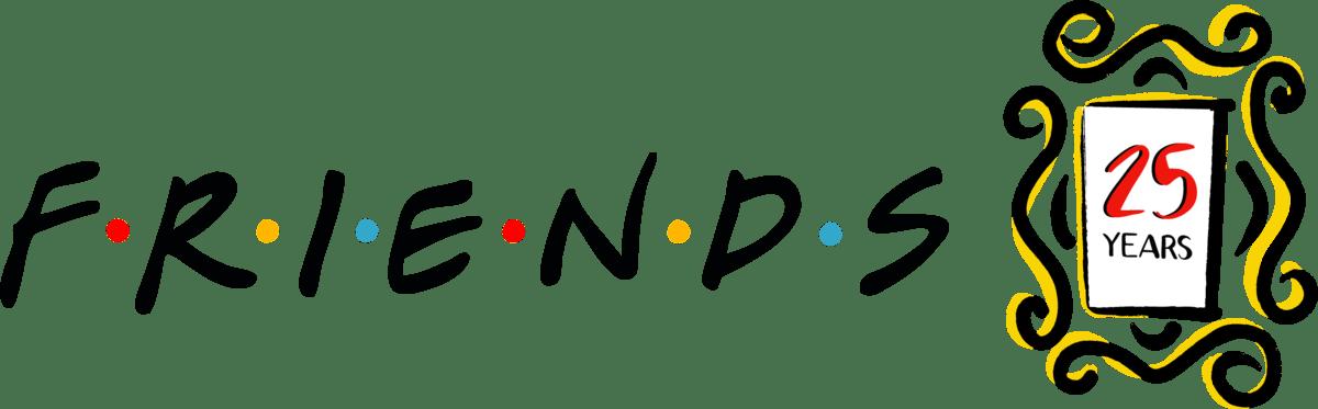Friends_25th_logo