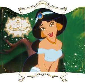 Disney Princess / Sweet Closet オリジナルカード ジャスミン