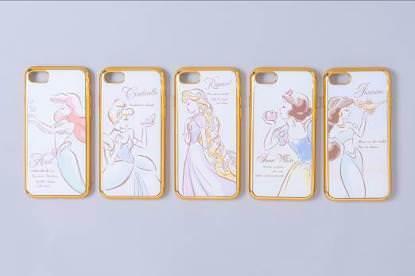 Disney Princess / Sweet Closet iPhoneケース