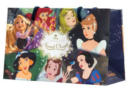 Disney Princess / Sweet Closet ショッピングバッグ