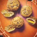 パイフェイス「Happy Halloween Pie face」