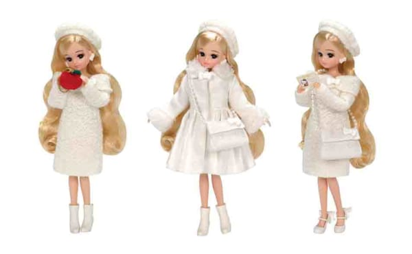 LiccA Stylish Doll Collections着用イメージ