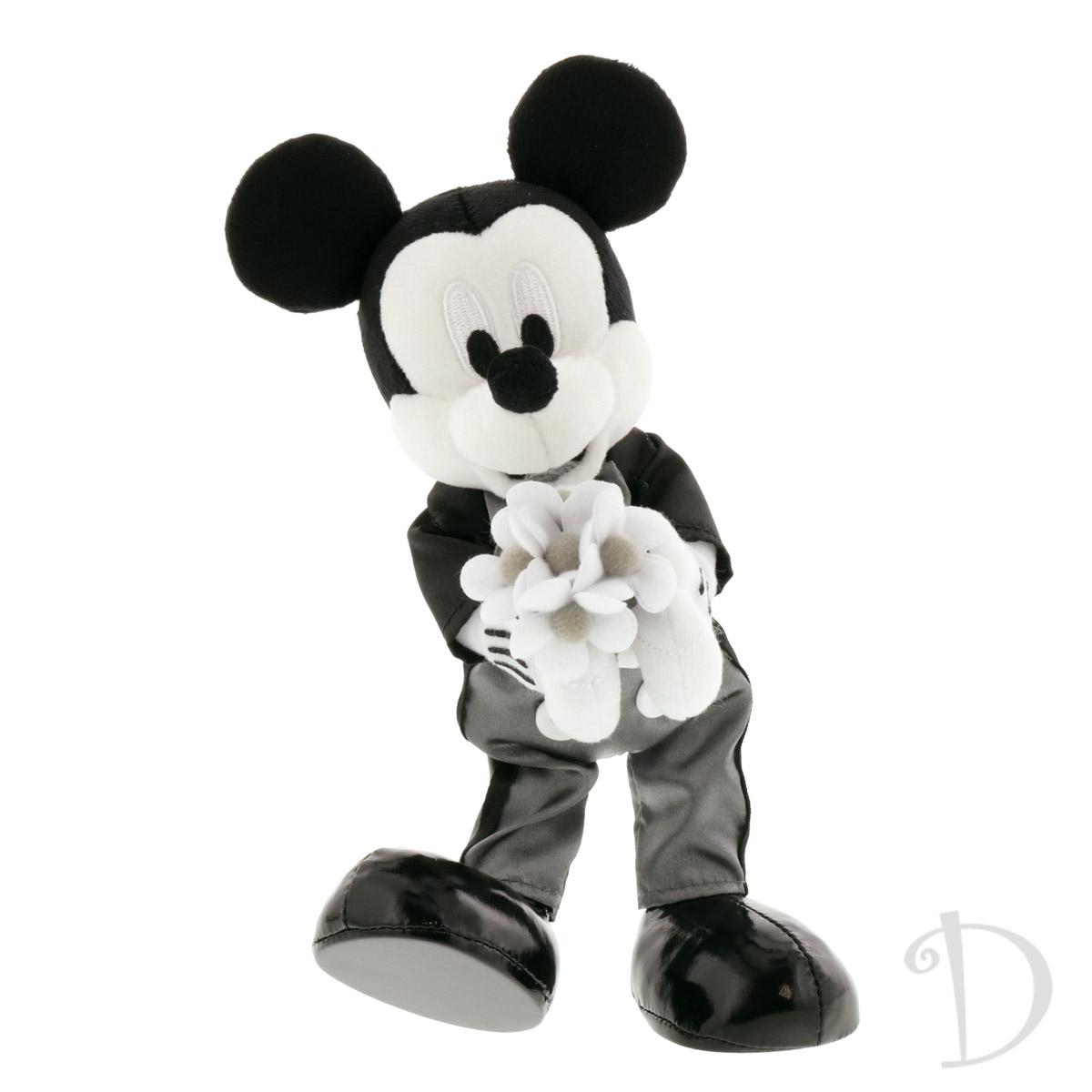 ポージープラッシー ミッキーマウス3