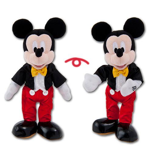 ミッキーマウス ポージープラッシー2