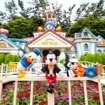 東京ディズニーリゾート「ミッキー&フレンズ」ポージープラッシー