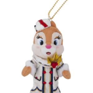"""東京ディズニーシー""""ディズニー・クリスマス2019""""ぬいぐるみバッジ クラリス"""