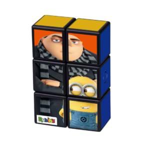 ミニオン・ルービックキューブ ボックス 3×2