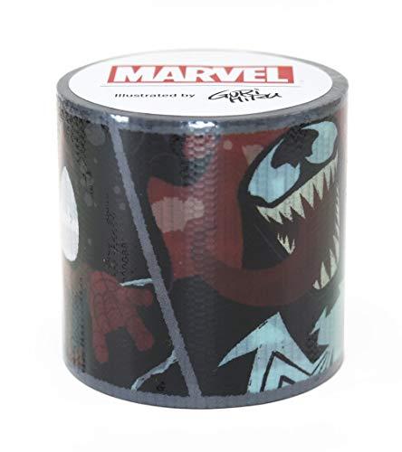 デルフィーノ「MARVEL」YOJOテープ スパイダーマン ヴェノム2