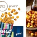 ギャレット ポップコーン「70th Anniversary 缶」アイキャッチ