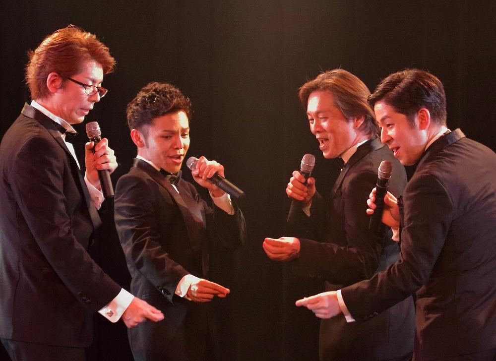 WISH-Caravan Quartet」