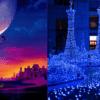 ディズニー実写映画『アラジン』のイルミネーション!カレッタ汐留「Caretta Illumination 2019 ~アラビアンナイト~」