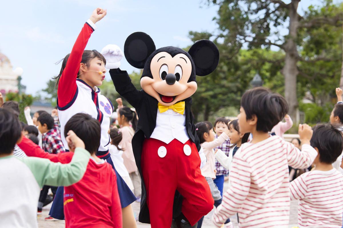 東京ディズニーランド「ジャンボリミッキー!」3