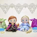マイフレンドプリンセス プラッシュドール アナと雪の女王2