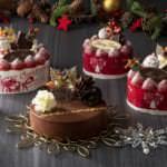 浦安ブライトンホテル東京ベイ「レーンズ」クリスマスケーキ