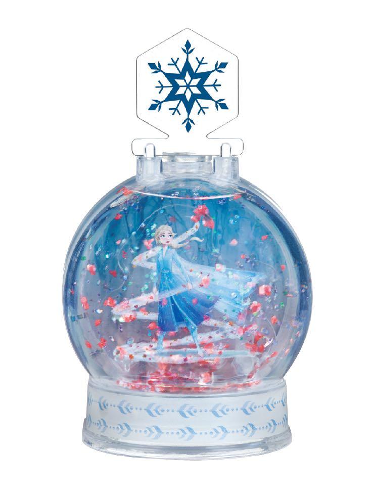 アナと雪の女王2 ウォータードームコレクション エルサとノック