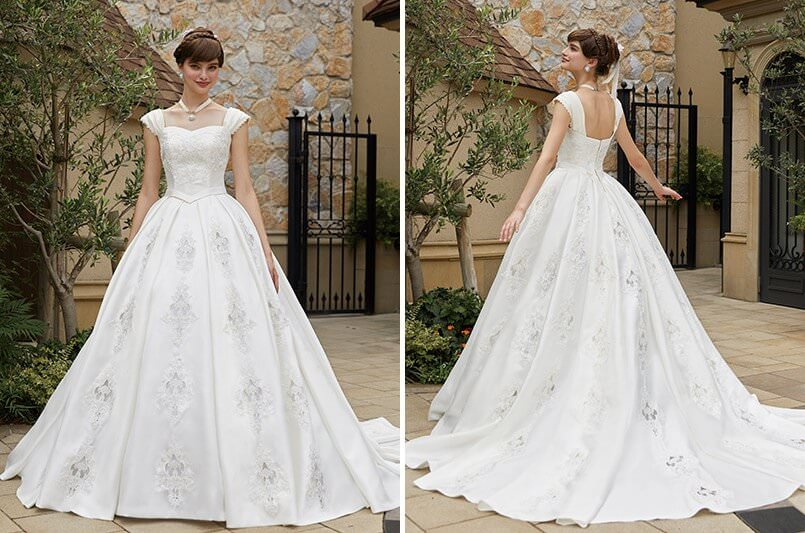 Disney Wedding Dress Collection_アナ3
