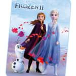 アナと雪の女王2 プレミアムブランケット