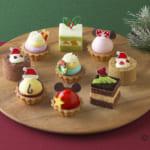 銀座コージーコーナー<ディズニーツムツム>クリスマス・コレクション