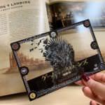 日本オリジナル ゲーム・オブ・スローンズ クリアカード