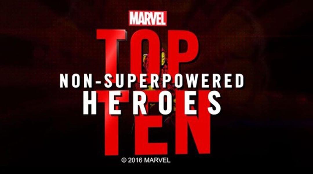 MARVEL TOP 102