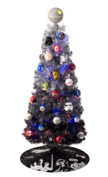スター・ウォーズ クリスマスツリー