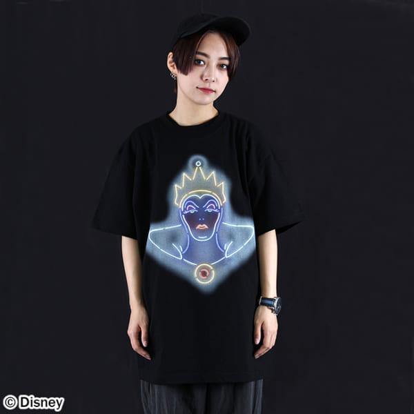 女王/蓄光Tシャツ2