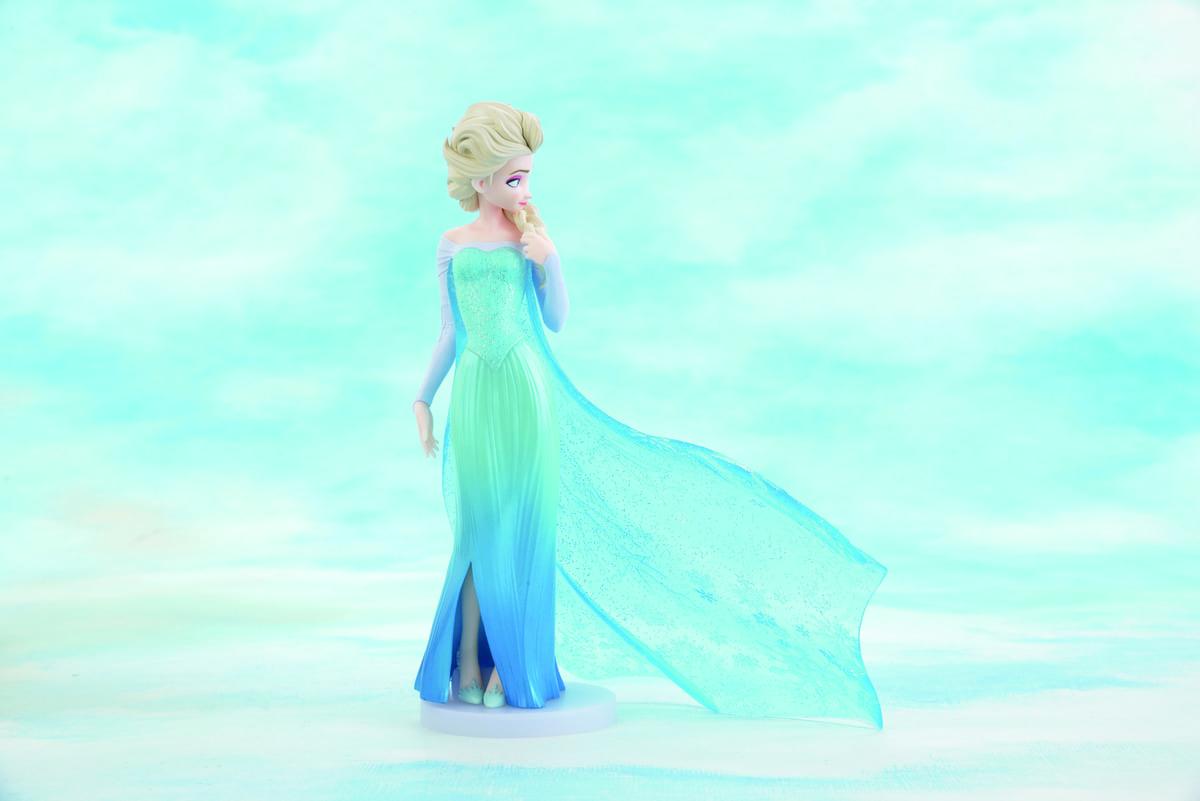アナと雪の女王 プレミアムフィギュア #エルサ_02