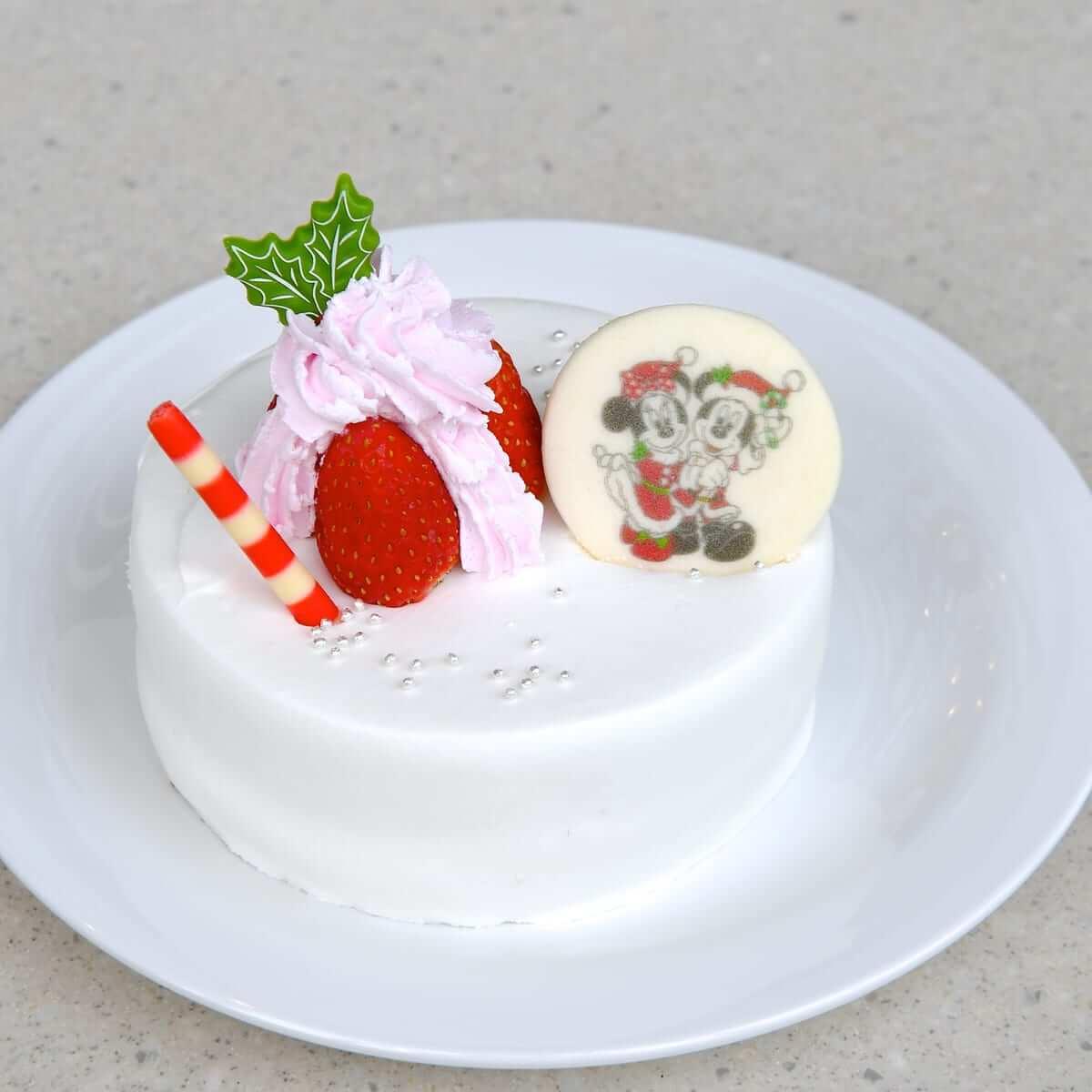 """東京ディズニーリゾート""""ディズニー・クリスマス2019""""クリスマスケーキ"""