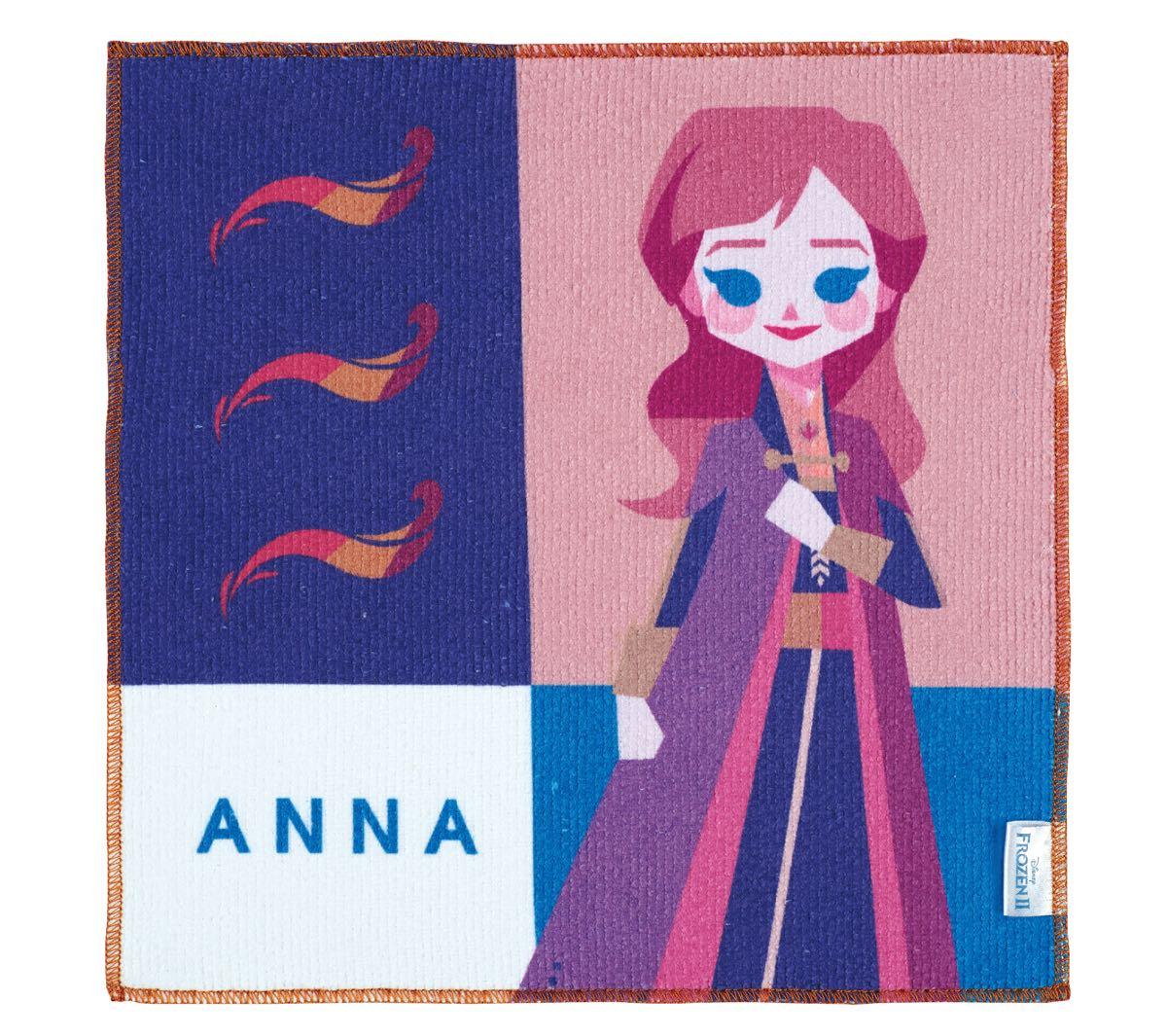 アナと雪の女王2 フローズンメモリーズタオルコレクション アナ