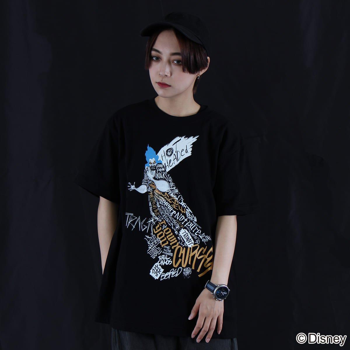 【ディズニー/ヘラクレス】ハデス/グラフィックTシャツ2