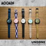 UNDONE「ムーミン」腕時計 カスタマイズモデル