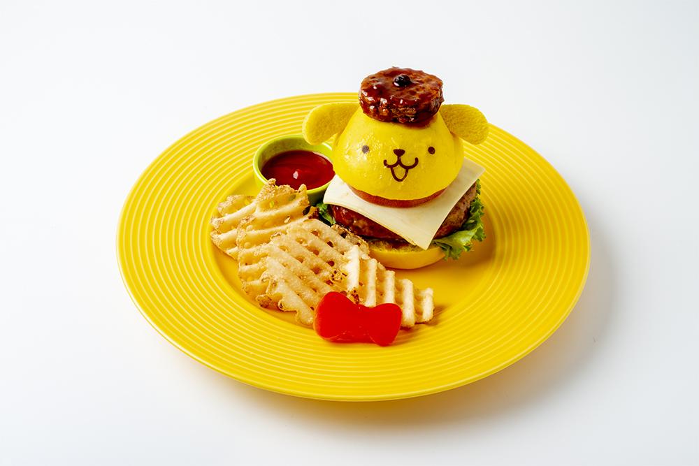 EGG & SPUMA「サンリオキャラクターズカフェ」