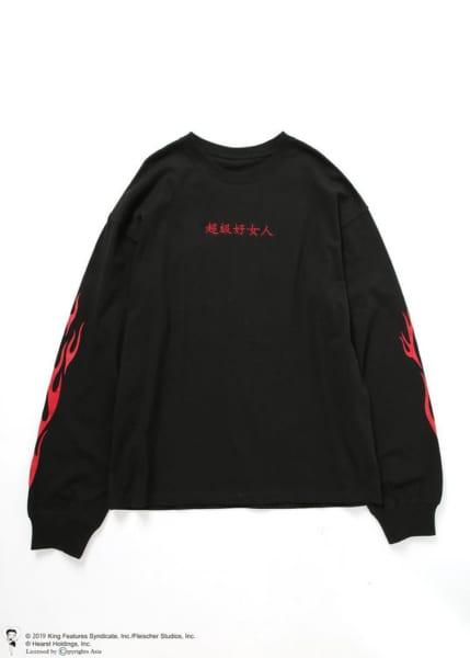 BETTY BOOP(TM) (ベティー ブープ(TM))ロングTシャツ2