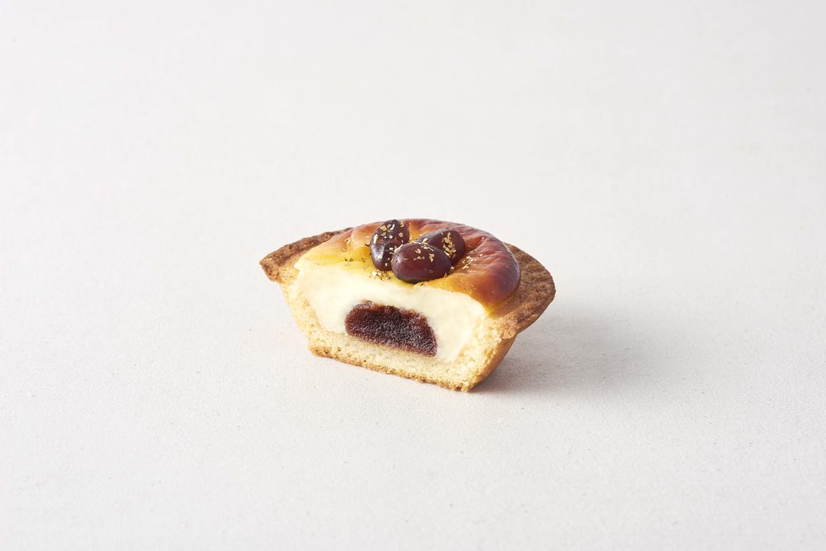 BAKE CHEESE TART 新春小倉_3