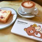カフェで電子辞書