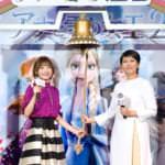 ディズニー映画『アナと雪の女王2』大ヒット記念イベント